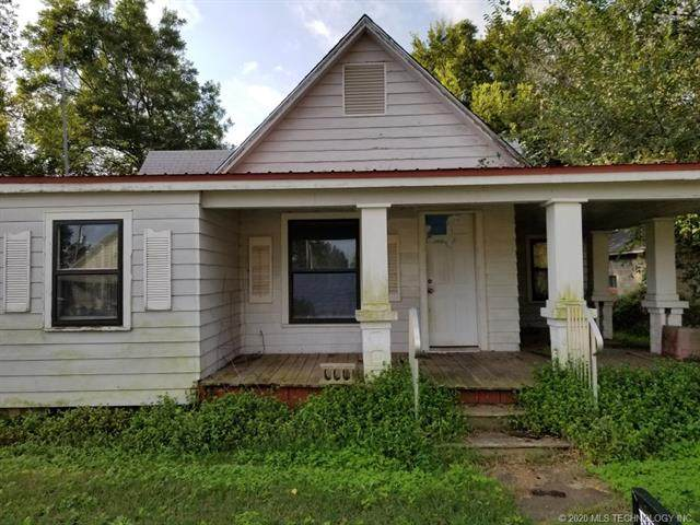 509 E Cherry Street, Cushing, OK 74023 (MLS #2014524) :: Hopper Group at RE/MAX Results