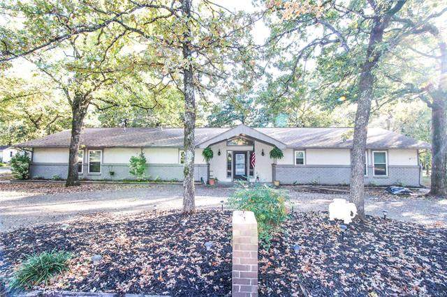 417332 Bridgeport Road, Eufaula, OK 74432 (MLS #2014534) :: Active Real Estate