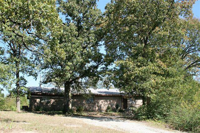 1227 S Mississippi Drive, Ada, OK 74820 (MLS #2014646) :: 580 Realty