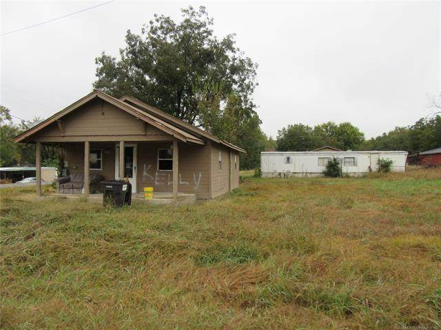 910 6th Street, Quinton, OK 74561 (MLS #2014766) :: Hopper Group at RE/MAX Results