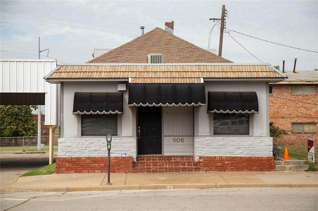 906 S Cheyenne Avenue, Tulsa, OK 74119 (MLS #2014825) :: Hopper Group at RE/MAX Results