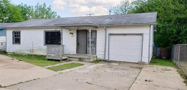 410 E 59th Place North N, Tulsa, OK 74126 (MLS #2015067) :: Hopper Group at RE/MAX Results
