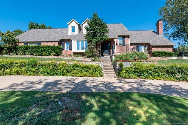 3903 96th Place, Tulsa, OK 74137 (MLS #2015211) :: Active Real Estate
