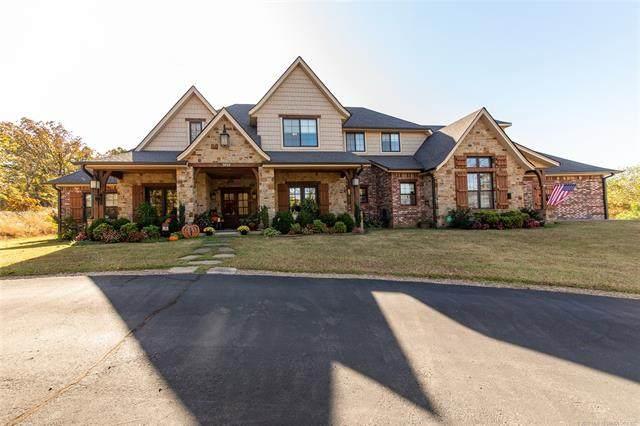 5902 W Hilton Road, Sapulpa, OK 74066 (MLS #2015229) :: Active Real Estate