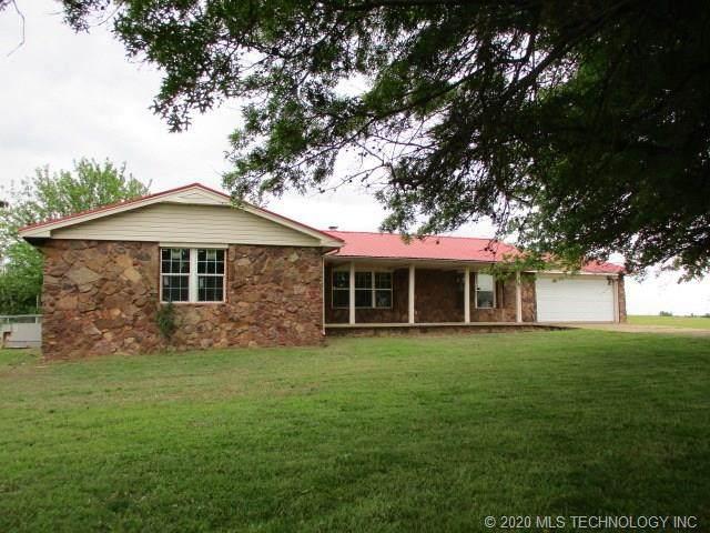 12250 S Hwy 64 Highway, Muskogee, OK 74403 (MLS #2015243) :: 918HomeTeam - KW Realty Preferred