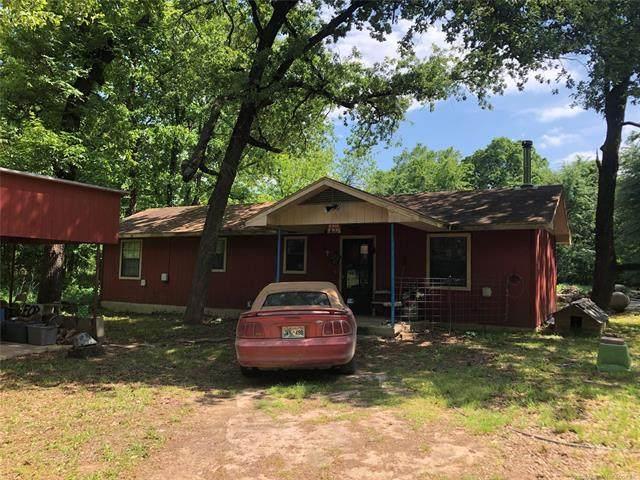 2569 Sand Creek, Cartwright, OK 74731 (MLS #2015506) :: Active Real Estate