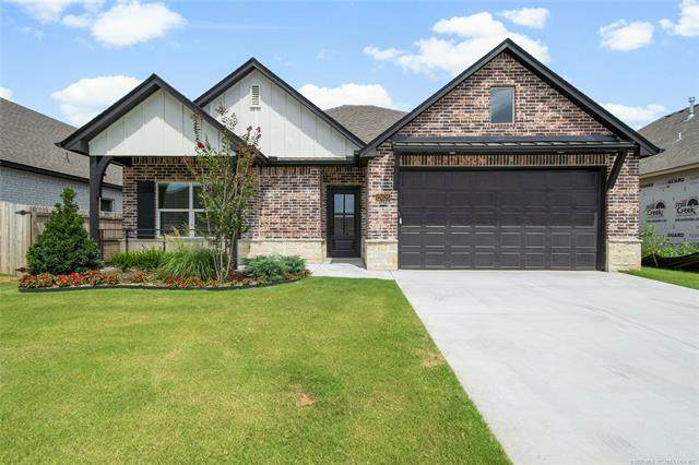 12625 S 75th East Avenue, Bixby, OK 74008 (MLS #2015613) :: Hopper Group at RE/MAX Results