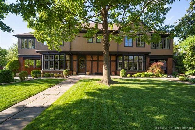 1103 E 19th Street, Tulsa, OK 74120 (MLS #2015695) :: Active Real Estate