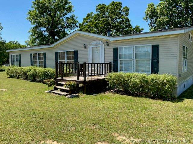 109080 S 4270 Road, Checotah, OK 74426 (MLS #2015763) :: Hopper Group at RE/MAX Results