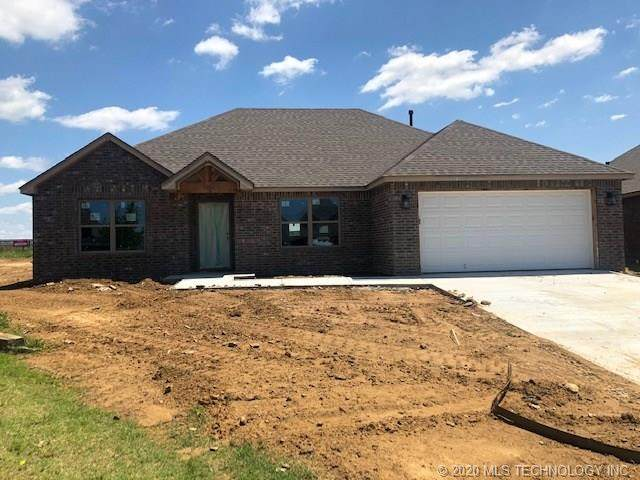 11101 N 133rd East Avenue, Owasso, OK 74055 (MLS #2015790) :: 918HomeTeam - KW Realty Preferred