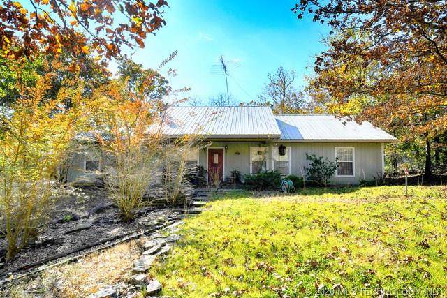 20863 W 887 Road, Cookson, OK 74427 (MLS #2015822) :: Hometown Home & Ranch