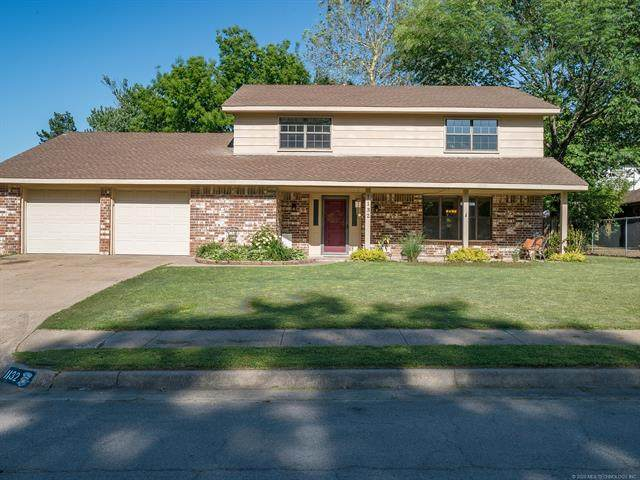 1132 Lariat Drive, Bartlesville, OK 74006 (MLS #2015965) :: Hopper Group at RE/MAX Results