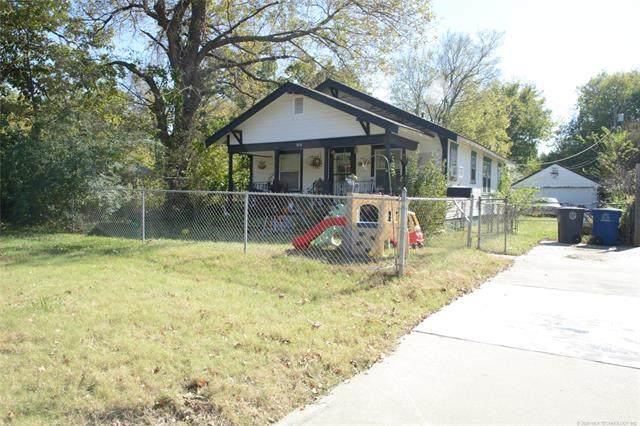 3516 E 27th Place, Tulsa, OK 74114 (MLS #2016108) :: Active Real Estate