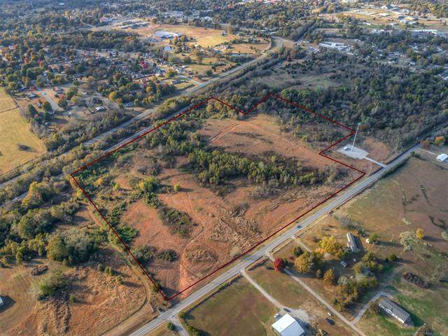S 305th East Avenue, Coweta, OK 74429 (MLS #2016132) :: Active Real Estate