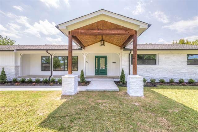 4110 E 46th Place, Tulsa, OK 74135 (MLS #2016295) :: Active Real Estate
