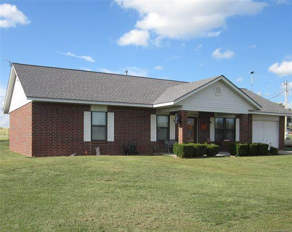 20232 N Airport Road, Stigler, OK 74462 (MLS #2016353) :: Hopper Group at RE/MAX Results
