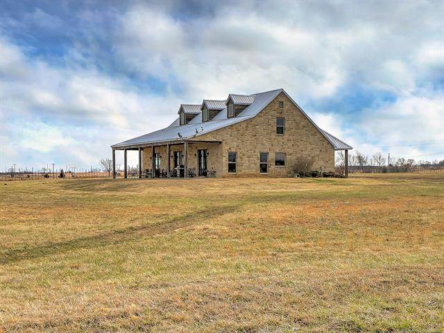 5800 W 88th Street North, Sperry, OK 74073 (MLS #2016395) :: Hopper Group at RE/MAX Results