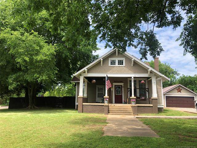 603 N 13th, Durant, OK 74701 (MLS #2016710) :: 918HomeTeam - KW Realty Preferred