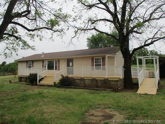 17575 E County Road 1720, Ratliff City, OK 73481 (MLS #2016954) :: Hopper Group at RE/MAX Results