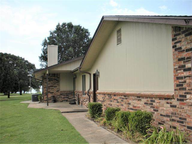 114591 S 4172 Street #121, Eufaula, OK 74432 (MLS #2017293) :: Hopper Group at RE/MAX Results