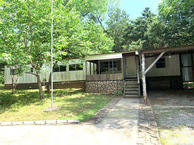 110 S 450 Road, Stigler, OK 74462 (MLS #2017385) :: Hopper Group at RE/MAX Results