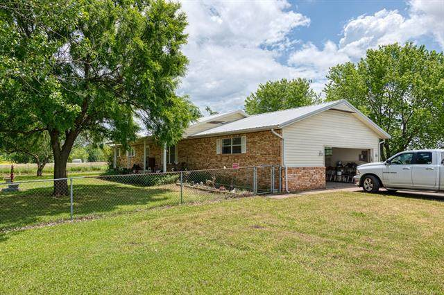 14727 S Hwy 169, Oologah, OK 74053 (MLS #2017398) :: Hopper Group at RE/MAX Results