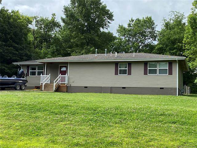 208 E Pierce Avenue, Mcalester, OK 74501 (MLS #2017437) :: Hopper Group at RE/MAX Results
