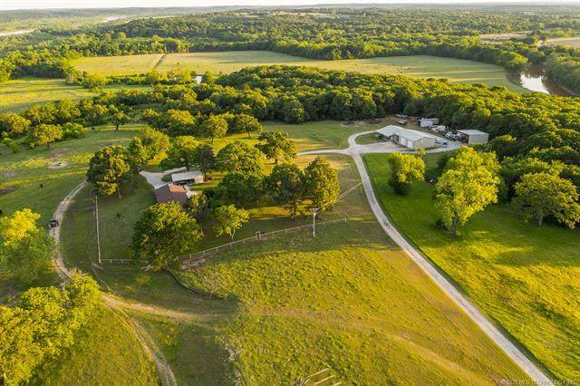 3834 D 3733 Road, Holdenville, OK 74848 (MLS #2017457) :: Active Real Estate