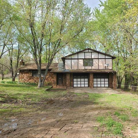 12396 N 410 Road, Hulbert, OK 74441 (MLS #2017466) :: Hopper Group at RE/MAX Results