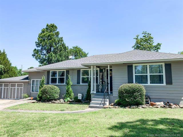 1607 E South Street, Mcalester, OK 74501 (MLS #2017482) :: Hopper Group at RE/MAX Results