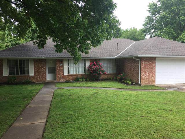 4634 SE Barlow Drive, Bartlesville, OK 74006 (MLS #2017543) :: Hopper Group at RE/MAX Results