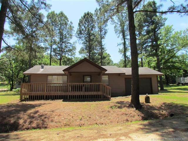 16915212 E County Road 1212, Eufaula, OK 74432 (MLS #2017551) :: Hopper Group at RE/MAX Results
