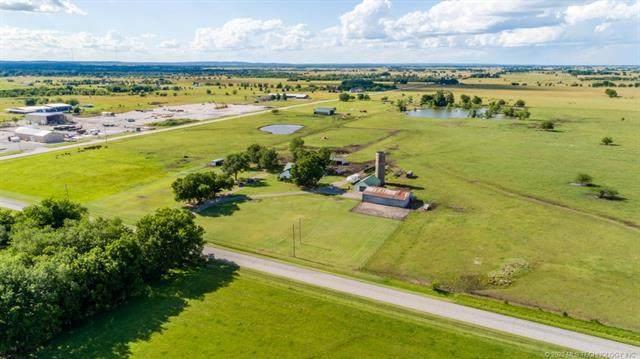 111 Old Highway 20 Road E, Pryor, OK 74361 (MLS #2017556) :: Active Real Estate