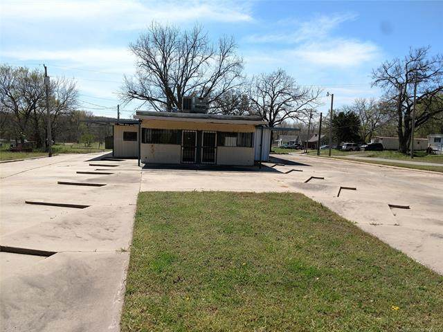 1009 W Caddo Street, Cleveland, OK 74020 (MLS #2017598) :: Hopper Group at RE/MAX Results
