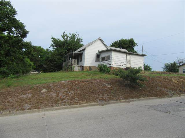 501 W Choctaw Avenue, Mcalester, OK 74501 (MLS #2017600) :: Hopper Group at RE/MAX Results