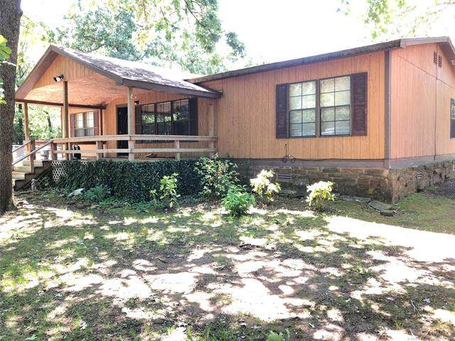 163 Mohawk Dr Arrowhead Estate 2, Canadian, OK 74425 (MLS #2017720) :: Hopper Group at RE/MAX Results