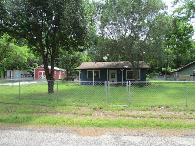 116921 S 4205 Road, Eufaula, OK 74432 (MLS #2017746) :: Hopper Group at RE/MAX Results