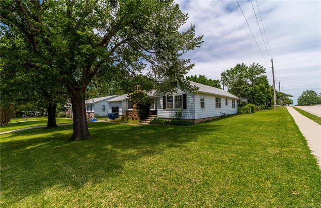 1611 E Osage, Mcalester, OK 74501 (MLS #2017818) :: Hopper Group at RE/MAX Results