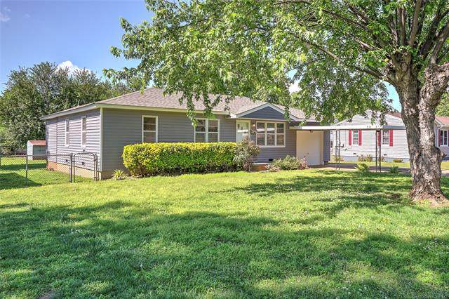 506 W 44th Street, Sand Springs, OK 74063 (MLS #2017852) :: Hopper Group at RE/MAX Results