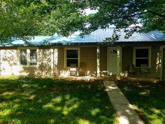 1102 N Osage Avenue, Claremore, OK 74017 (MLS #2017878) :: Active Real Estate