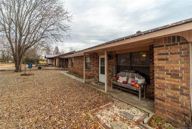 507 W Brewer Avenue, Mcalester, OK 74501 (MLS #2017919) :: Hopper Group at RE/MAX Results