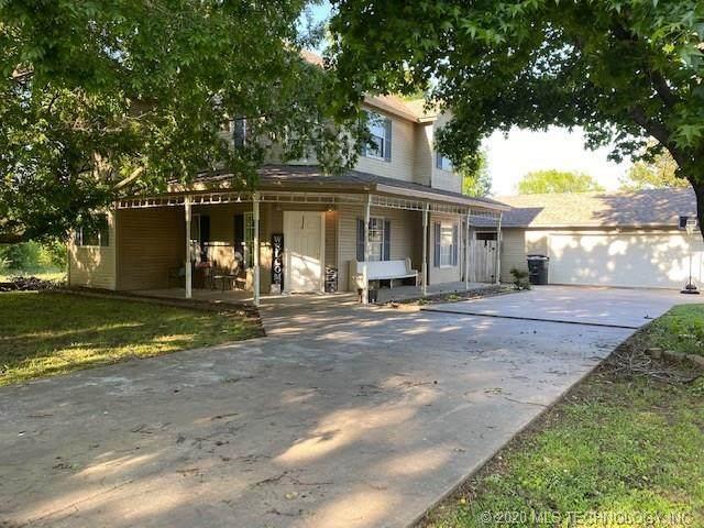 1513 N 3rd Avenue, Warner, OK 74469 (MLS #2017926) :: 918HomeTeam - KW Realty Preferred