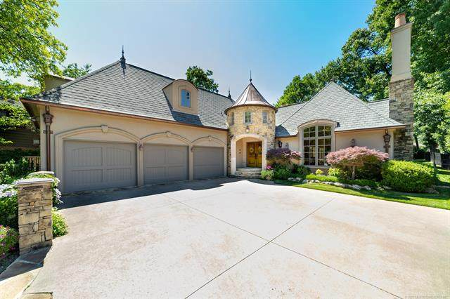 9802 S Vandalia Avenue, Tulsa, OK 74137 (MLS #2017972) :: Active Real Estate