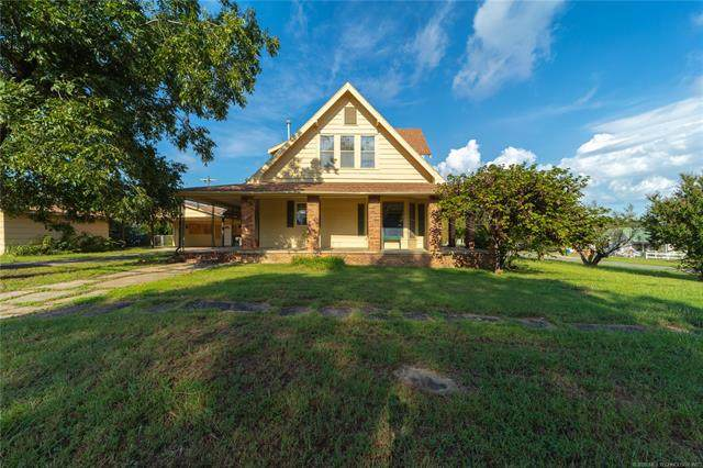 300 W Washington Avenue, Mcalester, OK 74501 (MLS #2018008) :: Hopper Group at RE/MAX Results