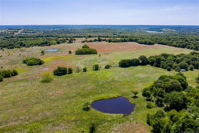 County Road, Weleetka, OK 74880 (MLS #2018082) :: Hopper Group at RE/MAX Results