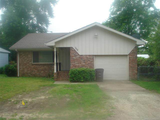 206 Duffee Avenue, Eufaula, OK 74432 (MLS #2018100) :: Hopper Group at RE/MAX Results