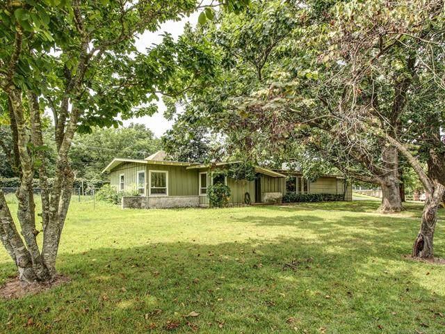 600 Victor Street, Tahlequah, OK 74464 (MLS #2018117) :: Active Real Estate