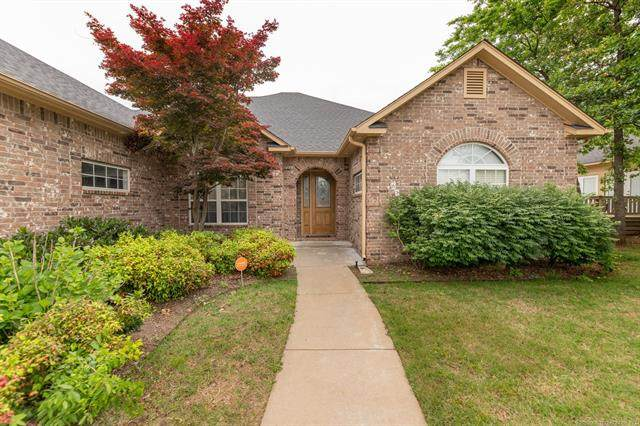 617 W 40th Street, Sand Springs, OK 74063 (MLS #2018143) :: Hopper Group at RE/MAX Results