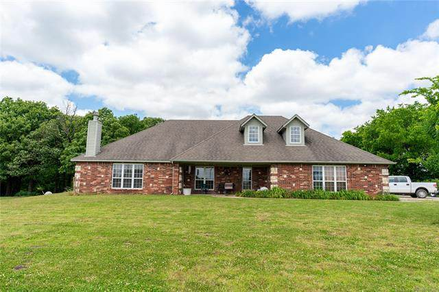 12762 4050 Road, Oologah, OK 74053 (MLS #2018195) :: Hopper Group at RE/MAX Results