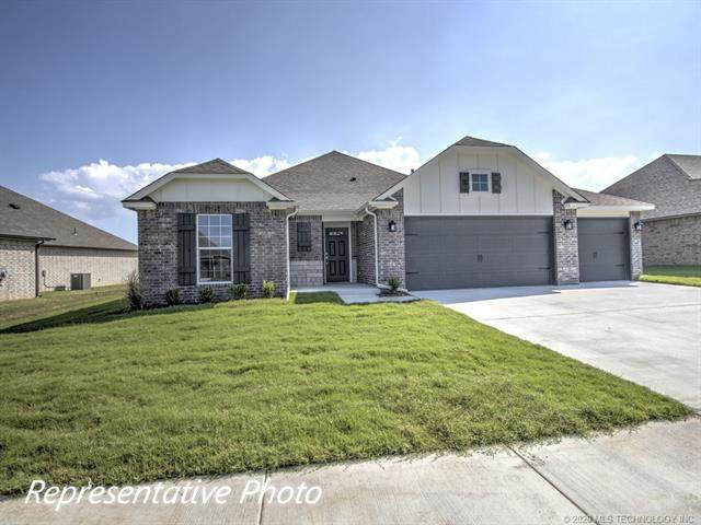 11911 N 131st East Avenue, Owasso, OK 74021 (MLS #2018304) :: Active Real Estate